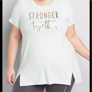 LIVI Stronger Together Graphic Tee - Various